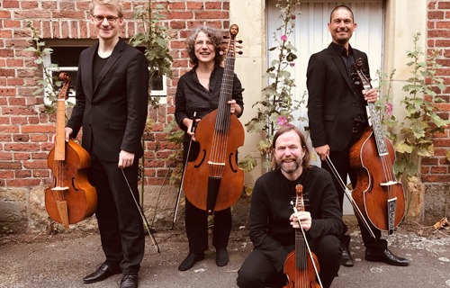 traumhafte Consort-Musik der Renaissance aus Frankreich und England