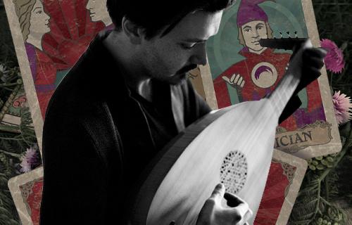 Alte arabische Maqam und zeitgenössische Improvisation